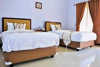 Malang Hill Syariah Malang - Twin Room KETUPAT