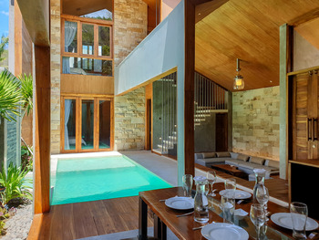 Batatu Villa Lombok - Two Bedroom Deluxe Villa with Private Pool Regular Plan