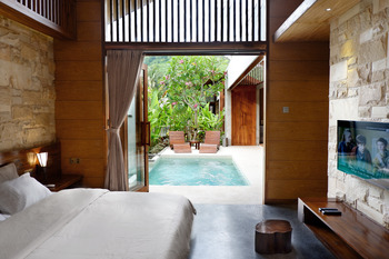 Batatu Villa Lombok - One Bedroom Deluxe Villa with Private Pool Regular Plan