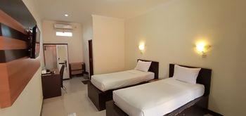 Bromo View Hotel Probolinggo - Deluxe Twin New Normal