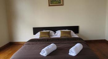Omah Angkul Angkul Villa Bandung - 2 Bedroom Villa Regular Plan