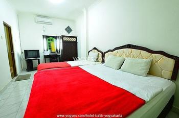 Hotel Batik Yogyakarta - Moderat Cottage with Breakfast Regular Plan