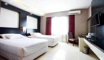 Karlita Hotel Tegal - Deluxe Regular Plan