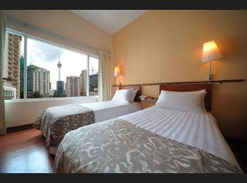 Alpha Genesis Hotel Kuala Lumpur - Superior Room Regular Plan
