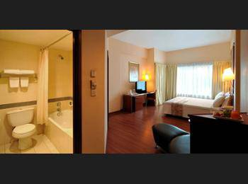 Alpha Genesis Hotel Kuala Lumpur - Deluxe Room Regular Plan