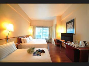 Alpha Genesis Hotel Kuala Lumpur - Deluxe Triple Room Regular Plan