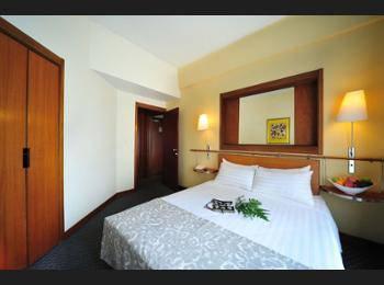 Alpha Genesis Hotel Kuala Lumpur - Suite Bisnis, 1 Tempat Tidur Queen Regular Plan