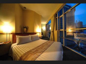 Alpha Genesis Hotel Kuala Lumpur - Penthouse, 1 Tempat Tidur Queen (Penthouse Suite) Regular Plan
