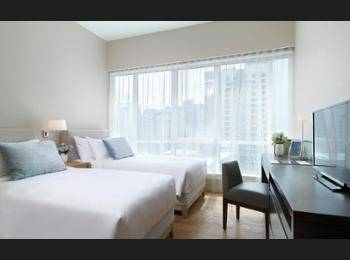 Lanson Place Bukit Ceylon Serviced Residences Kuala Lumpur - Two Bedroom Residensi Regular Plan