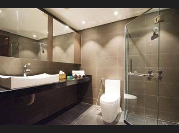 Placin at Crown Regency KL Kuala Lumpur - Apartemen Desain, 2 kamar tidur (Crown 1) Hemat 15%
