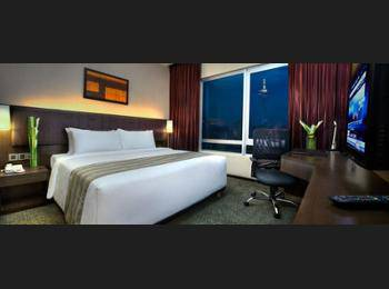 Furama Bukit Bintang Kuala Lumpur - Deluxe Twin Room Regular Plan