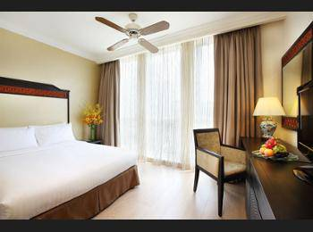 Village Hotel Albert Court - Deluxe Room Pesan lebih awal dan hemat 25%