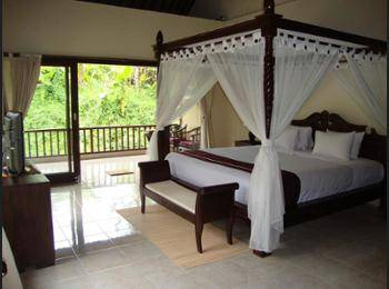 Sri Bungalows Ubud - Super Deluxe Room Regular Plan