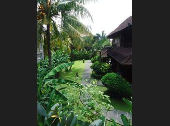Sri Bungalows Ubud - Kamar Twin Standar Regular Plan
