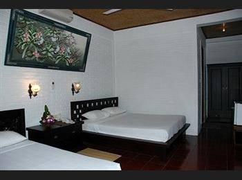 Sri Bungalows Ubud - Kamar Double Standar Regular Plan