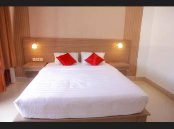 Dcamel Hotels Lembongan Bali - Standard Double Room with Fan Regular Plan