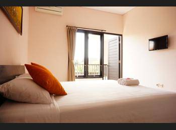 Cameng Homestay Bali - Superior Room, 1 Double Bed, City View Regular Plan