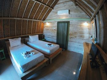 Villa Coco Republic Lombok - Deluxe Twin Garden View with Terrace Regular Plan
