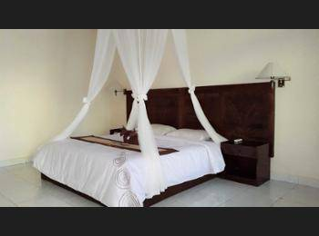 Puri Dalem Cottages Bali - Double or Twin Room, Courtyard View Regular Plan