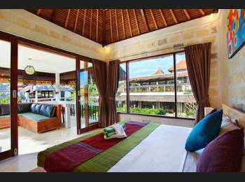 Hill Dance Bali American Hotel Bali - Cottage Regular Plan