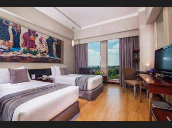 Grand Candi Hotel Semarang - Twin Room Regular Plan