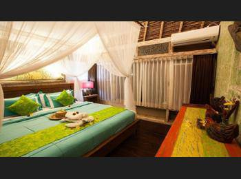 KTS Day Spa & Retreat Bali - Loft Tradisional, 1 Tempat Tidur Queen Regular Plan