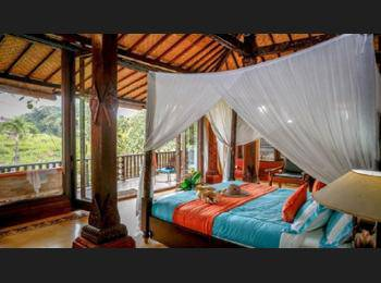 KTS Day Spa & Retreat Bali - Loft Tradisional (Rice field View) Regular Plan