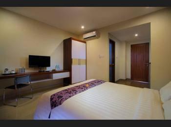 Umah Bali Suite and Residence Bali - Kamar Double atau Twin Deluks Hemat 45%