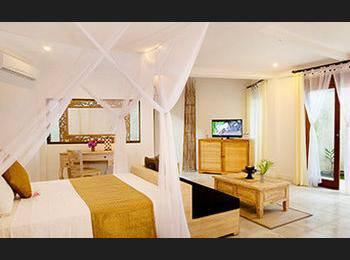 The Royal Palm Villa Bali - Kamar Double Superior Regular Plan