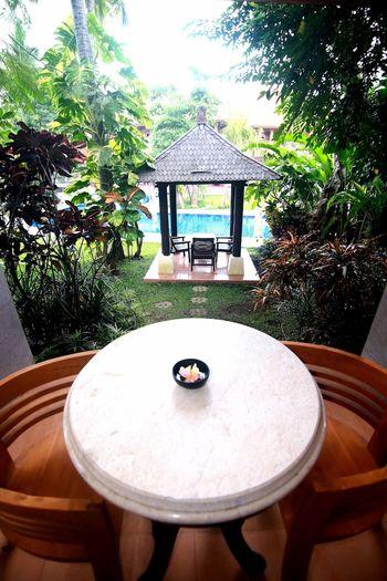 Ubud Cottages Malang Malang - Junior Cottage, Pool View Pesan lebih awal dan hemat 10%