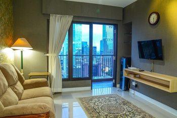 1 Bedroom Tamansari Semanggi By Travelio Bandung - Apartemen, 1 kamar tidur Regular Plan