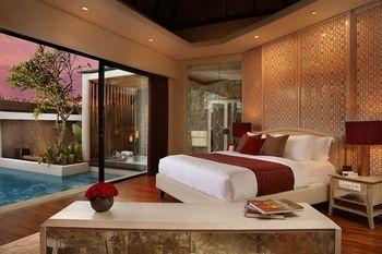 Berry Amour Romantic Villas Bali - Temptation Luxure Villa, Private Pool? with Premium Facilities