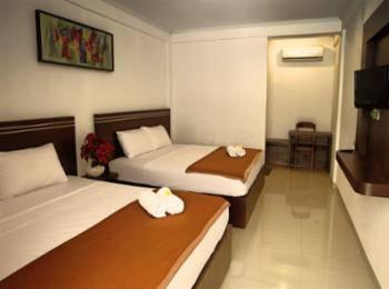 Patrisia Hotel Bali - Family Room Hemat 20%