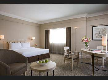 York Hotel Singapore - Deluxe Double or Twin Room Regular Plan