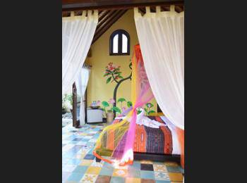 Bali Bohemia Ubud - Deluxe Villa, 1 Bedroom, Bathtub, Pool View Regular Plan