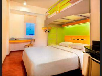 ibis budget Menteng Jakarta - Kamar Standar (1 queen bed and 1 single bunk bed) Regular Plan