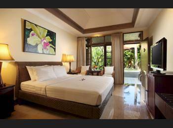 Puri Santrian Bali - Kamar Superior Regular Plan