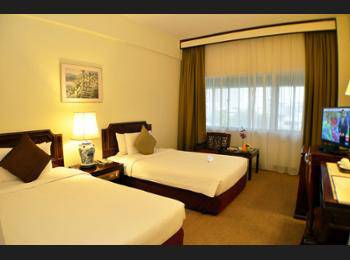 Hotel Grand Pacific Singapore - Deluxe Twin Room Regular Plan