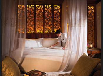 Four Seasons Sayan - Vila, 1 Tempat Tidur King, teras Regular Plan