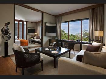 Capella Singapore - Capella Suite Regular Plan