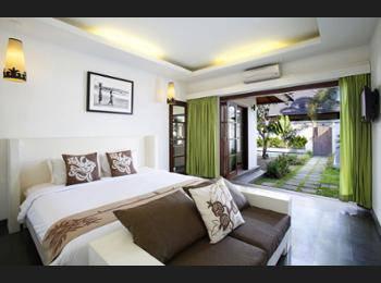 Nunia Boutique Villas Bali - Villa, 1 Bedroom, Garden View, Garden Area