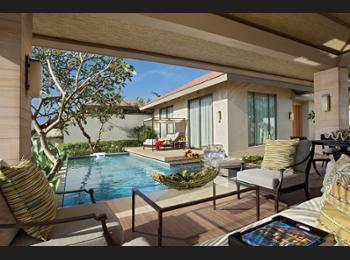 Mulia Villas Bali - Vila, 1 kamar tidur, kolam renang pribadi, pemandangan laut sebagian Regular Plan