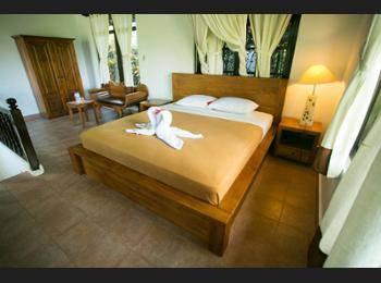 BUCU BEJI UBUD Bali - Double Room, 1 King Bed, Garden View Penawaran spesial: hemat 60%