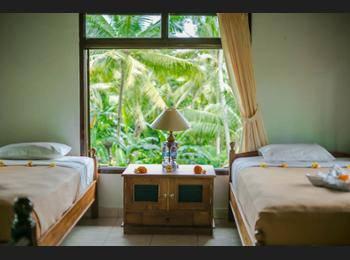 BUCU BEJI UBUD Bali - Twin Room, Garden View Hemat 50%