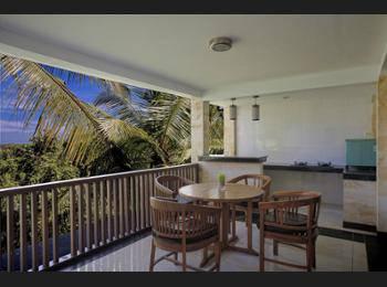 BUCU BEJI UBUD Bali - Family Room, 2 Queen Beds, Garden View Penawaran spesial: hemat 60%