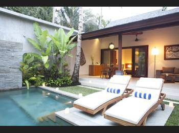 Villa Santun Ubud - Superior One Bedroom Garden Villa With Private Pool Hemat 41%