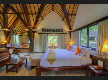 Hotel Vila Lumbung Seminyak - Deluxe Lumbung Pesan lebih awal dan hemat 47%