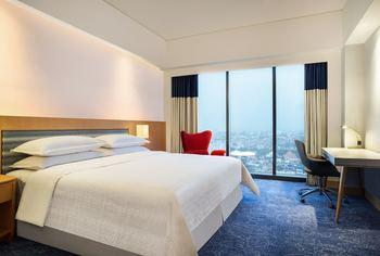 Four Points by Sheraton Surabaya - Premium Suite, 1 Bedroom Regular Plan