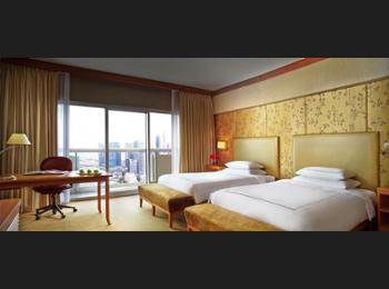 Swissotel The Stamford Singapore - Executive Room, 1 King Bed, City View Regular Plan