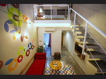 Lokal Hotel Yogyakarta - Suite (Mezzanine) Regular Plan